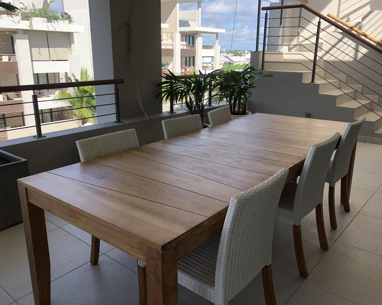 Penthouse in Pereybere To Rent