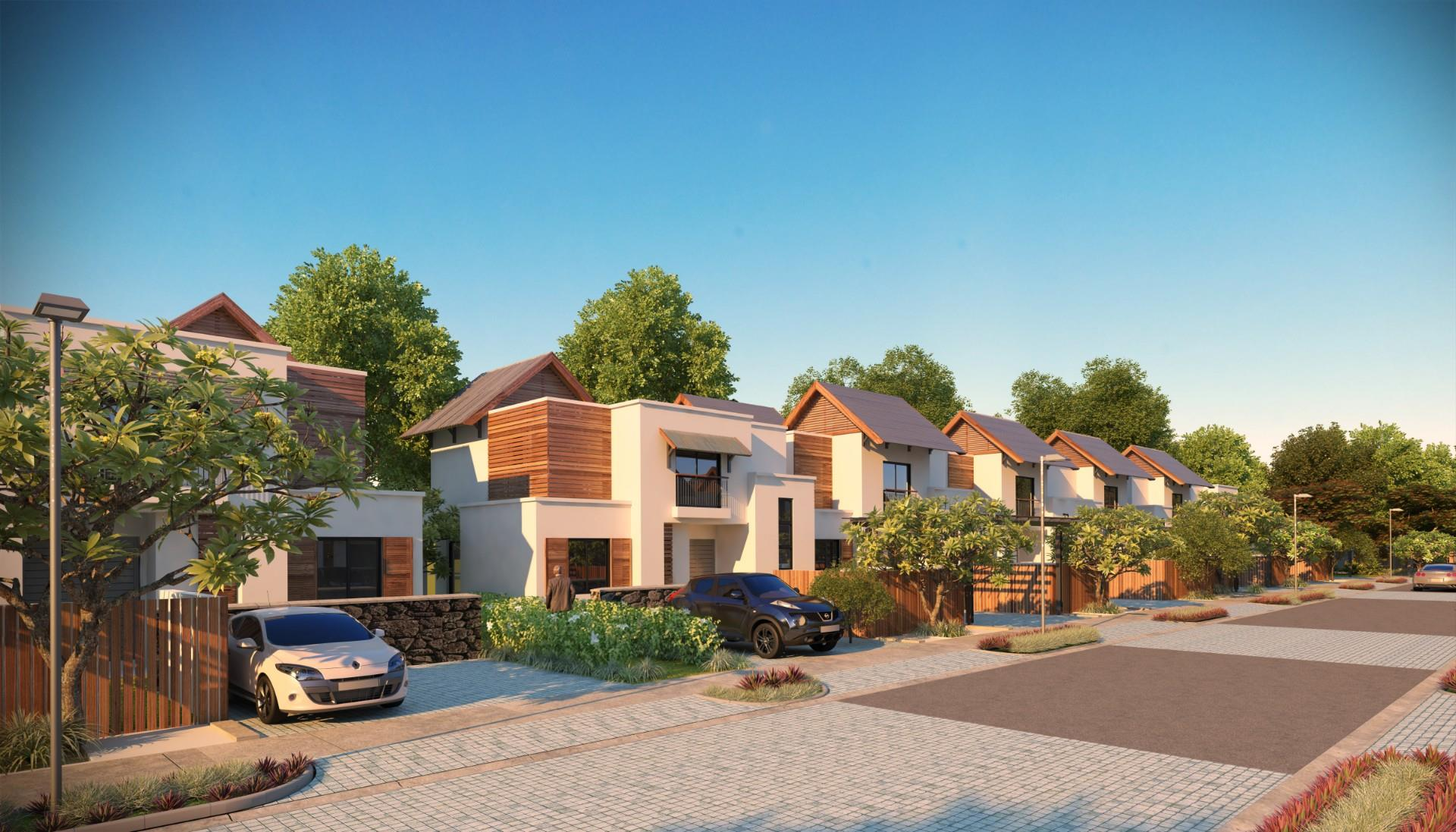 3 Bedroom Townhouse For Sale in Plaine Magnien