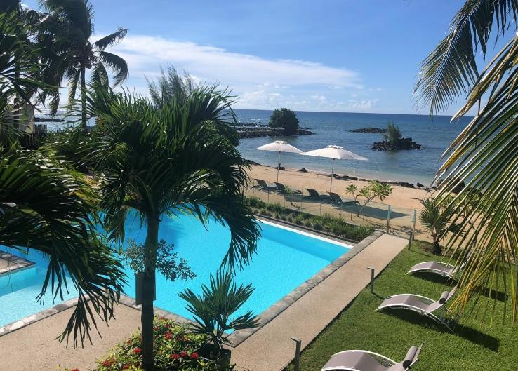 3 Bedroom Apartment For Sale in Pointe Aux Biches