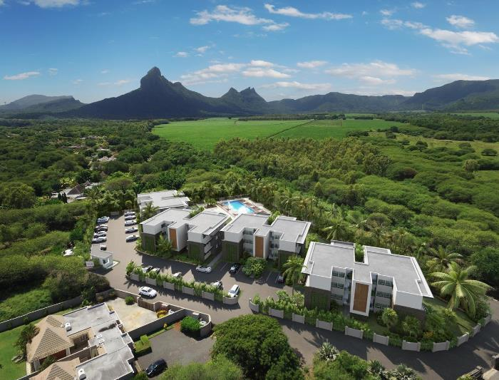 3 Bedroom Apartment For Sale in Tamarin