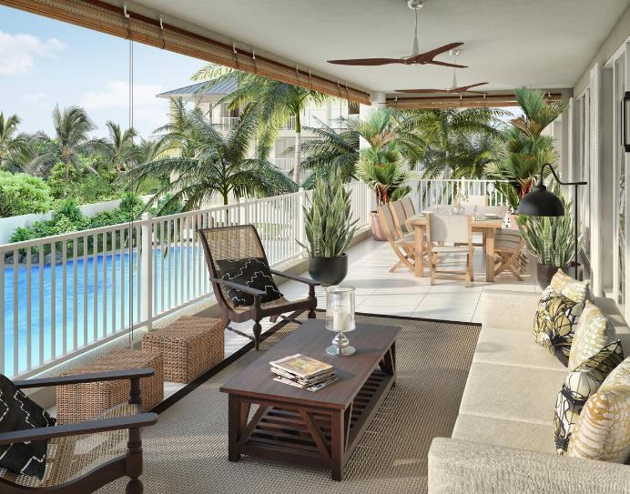 Penthouse in Grand Baie For Sale