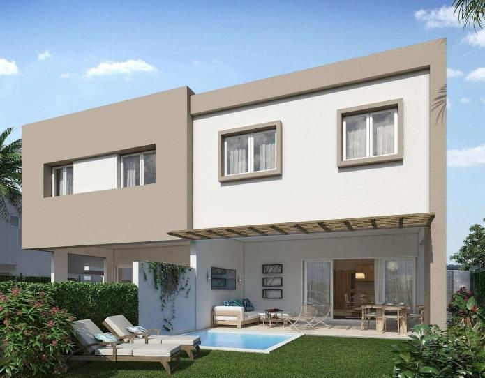 3 Bedroom Town house To Rent in Pereybere