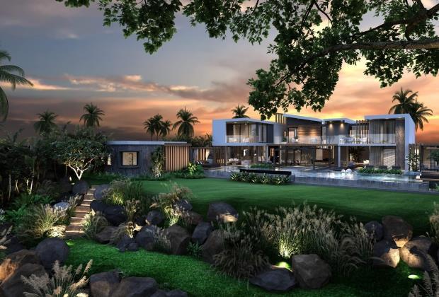 Villa in Cap Malheureux For Sale