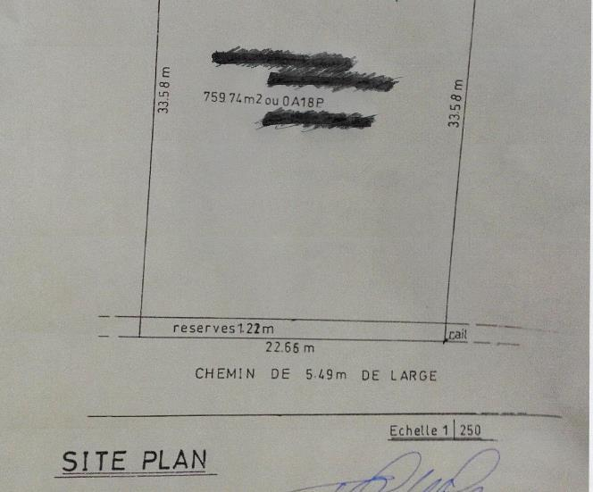 Land in Grand Baie For Sale