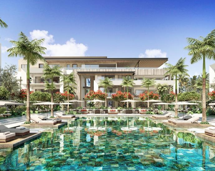 2 Bedroom Apartment For Sale in Trou Aux Biches