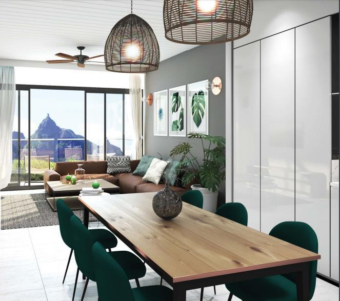 1 Bedroom Apartment / Flat For Sale in Moka