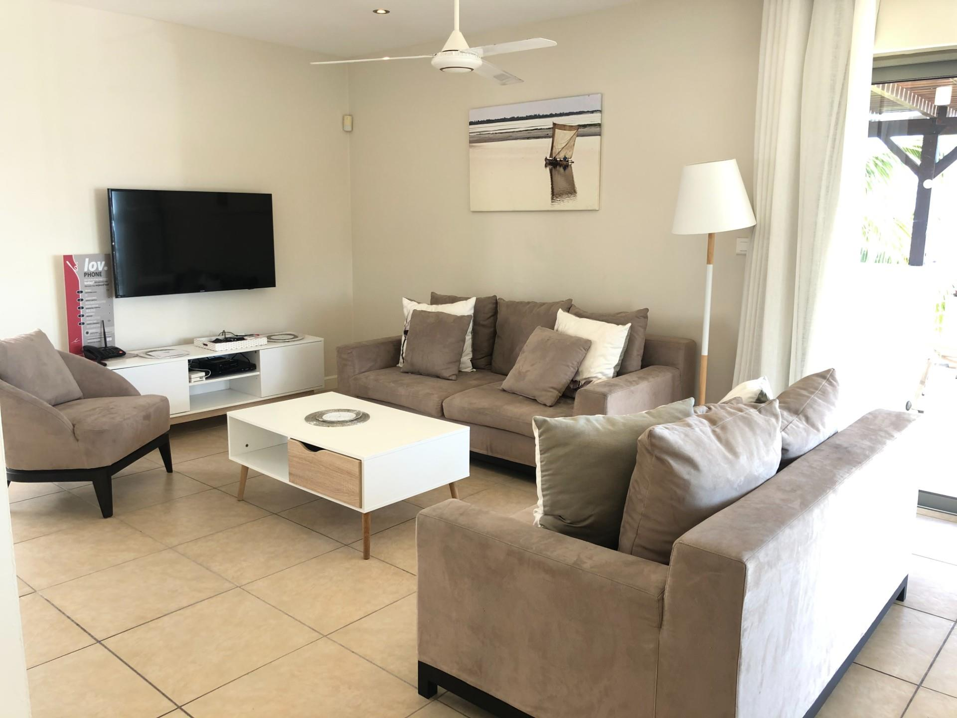 3 Bedroom Apartment / Flat For Sale in Pointe Aux Piments